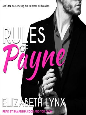 cover image of Rules of Payne