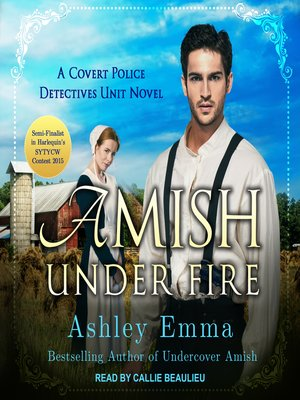 cover image of Amish Under Fire