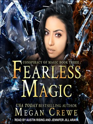 cover image of Fearless Magic