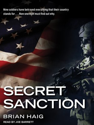 cover image of Secret Sanction