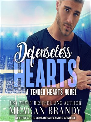 cover image of Defenseless Hearts