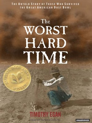 cover image of The Worst Hard Time