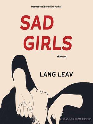 Ebook Sad Girls By Lang Leav