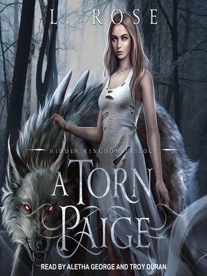cover image of A Torn Paige