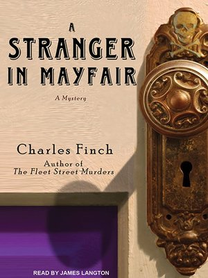 cover image of A Stranger in Mayfair