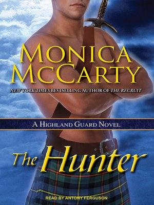 cover image of The Hunter--A Highland Guard Novel