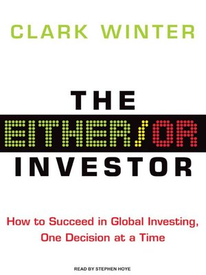 cover image of The Either/Or Investor