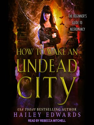 cover image of How to Wake an Undead City