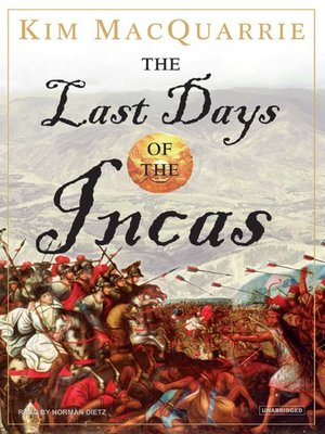 cover image of The Last Days of the Incas