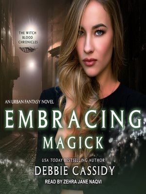 cover image of Embracing Magick