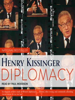 cover image of Diplomacy