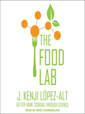 cover image of The Food Lab