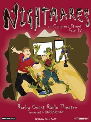cover image of Nightmares on Congress Street, Part IV