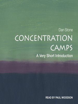 cover image of Concentration Camps