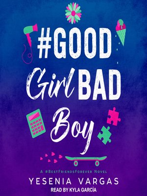 cover image of #GoodGirlBadBoy