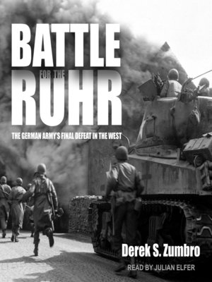 cover image of Battle for the Ruhr