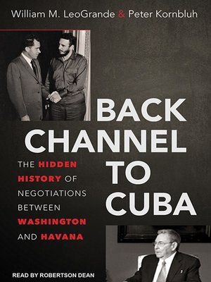 cover image of Back Channel to Cuba