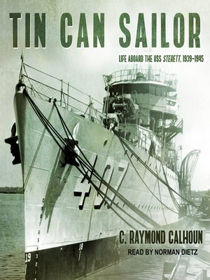 cover image of Tin Can Sailor