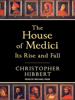 cover image of The House of Medici