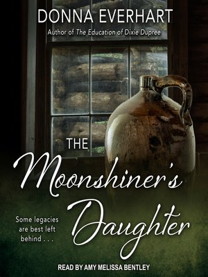 cover image of The Moonshiner's Daughter