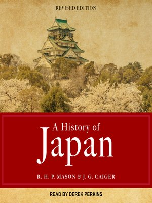 cover image of A History of Japan