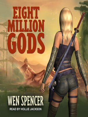 cover image of Eight Million Gods