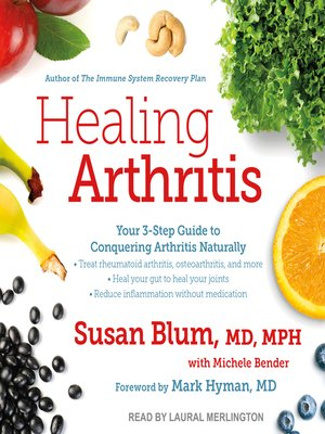 cover image of Healing Arthritis