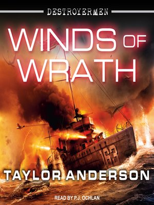 cover image of Winds of Wrath