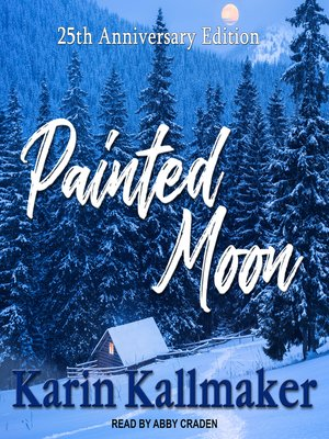 cover image of Painted Moon