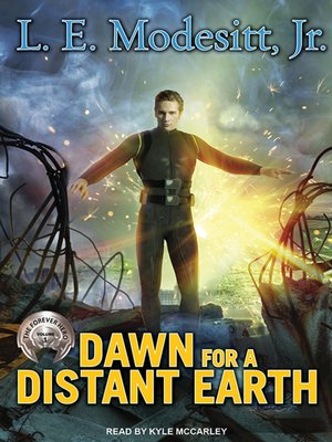 cover image of Dawn for a Distant Earth