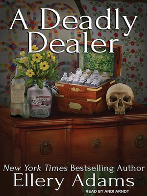 cover image of A Deadly Dealer