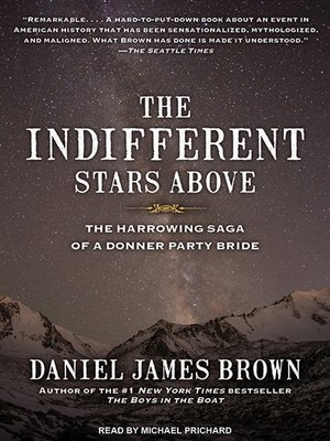 cover image of The Indifferent Stars Above