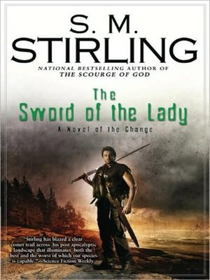 cover image of The Sword of the Lady--A Novel of the Change
