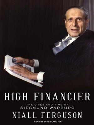 cover image of High Financier