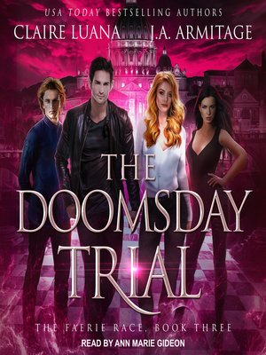 cover image of The Doomsday Trial