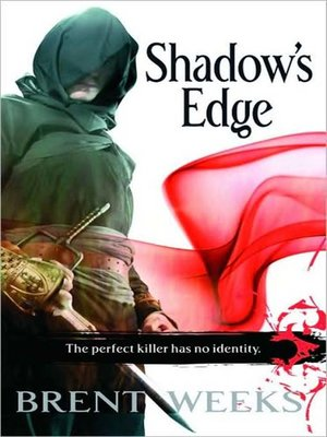 cover image of Shadow's Edge