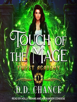 cover image of Touch of the Mage