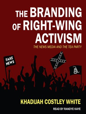 cover image of The Branding of Right-Wing Activism