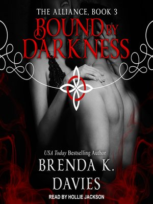 cover image of Bound by Darkness
