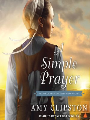 cover image of A Simple Prayer