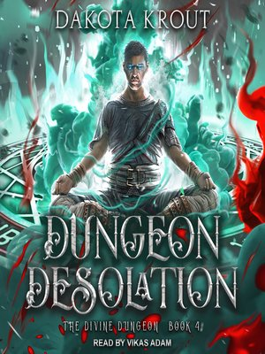 cover image of Dungeon Desolation