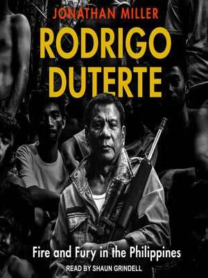 cover image of Rodrigo Duterte
