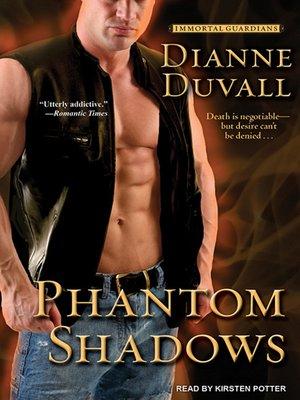 cover image of Phantom Shadows