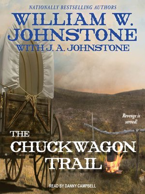 cover image of The Chuckwagon Trail