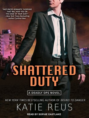 cover image of Shattered Duty
