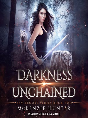 cover image of Darkness Unchained