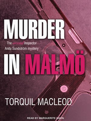 cover image of Murder in Malmö--The Second Inspector Anita Sundstrom Mystery