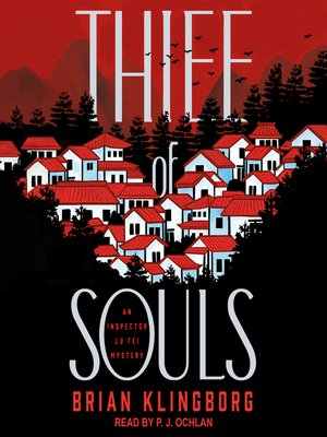 cover image of Thief of Souls