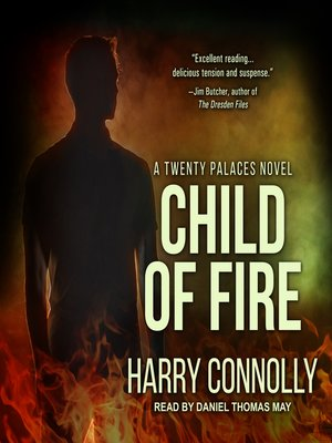 cover image of Child of Fire