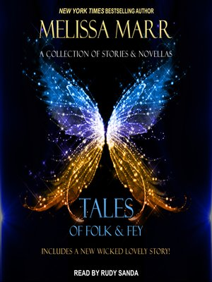 cover image of Tales of Folk & Fey
